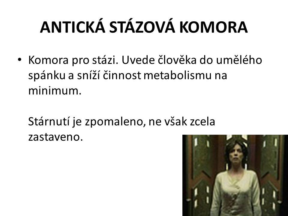 ANTICKÁ STÁZOVÁ KOMORA