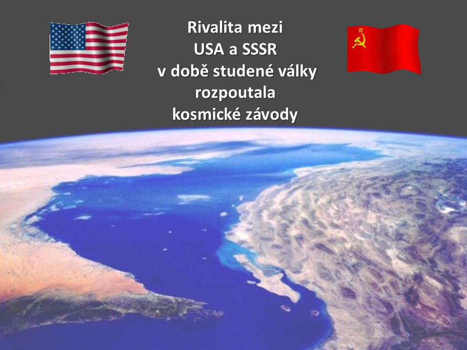 v době studené války rozpoutala
