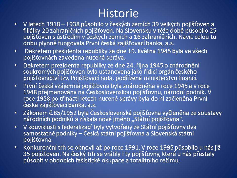 Historie