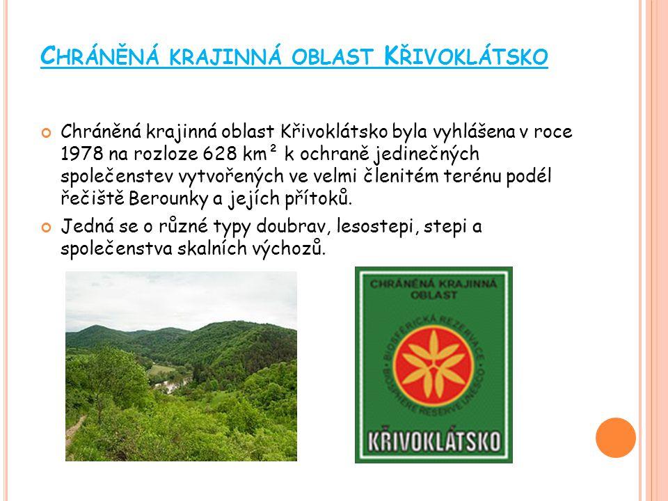 Chráněná krajinná oblast Křivoklátsko