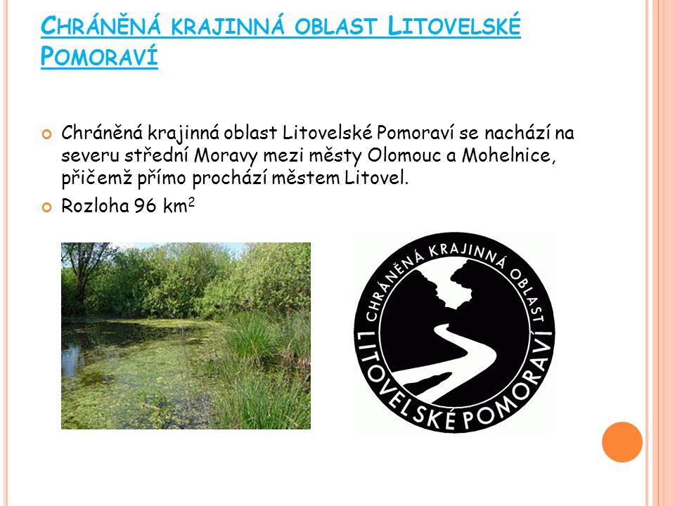 Chráněná krajinná oblast Litovelské Pomoraví