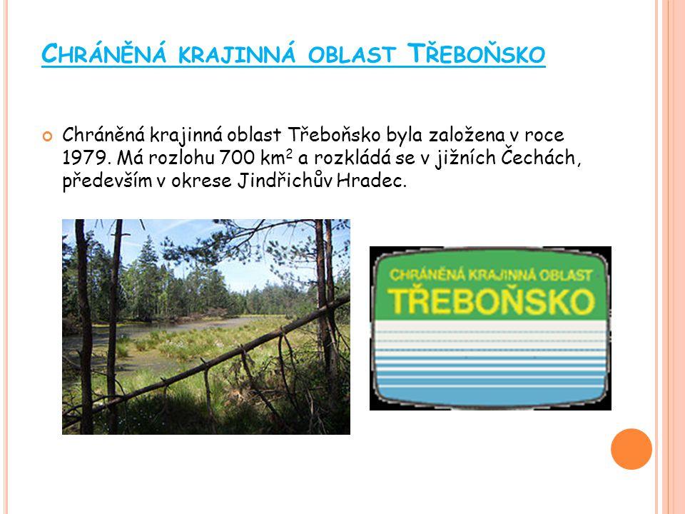 Chráněná krajinná oblast Třeboňsko