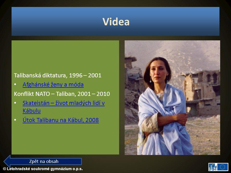 Videa Talibanská diktatura, 1996 – 2001 Afghánské ženy a móda