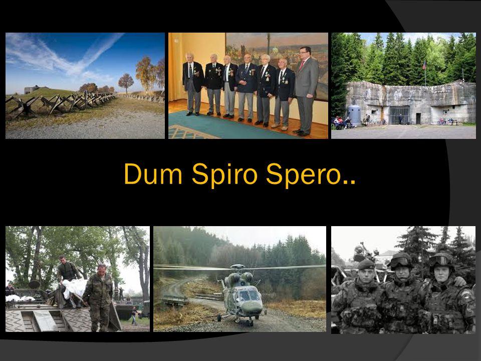 Dum Spiro Spero..