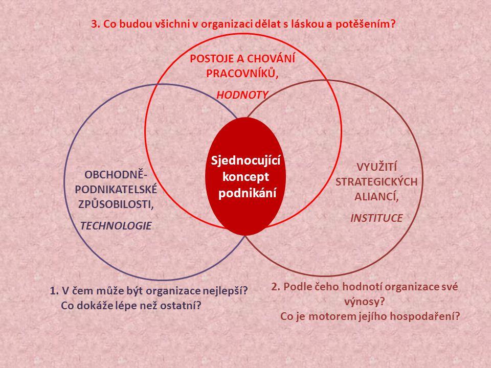 Sjednocující koncept podnikání