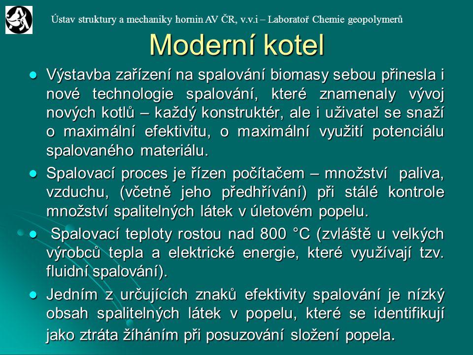 Moderní kotel