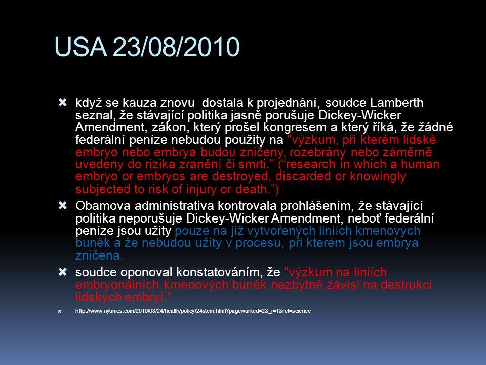 USA 23/08/2010