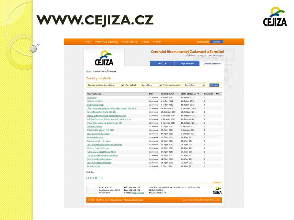 WWW.CEJIZA.CZ