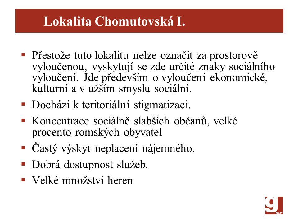 Lokalita Chomutovská I.