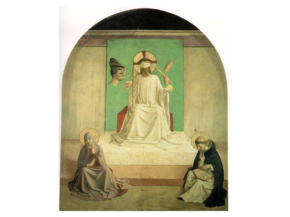 Zostuzení Krista (1440-41