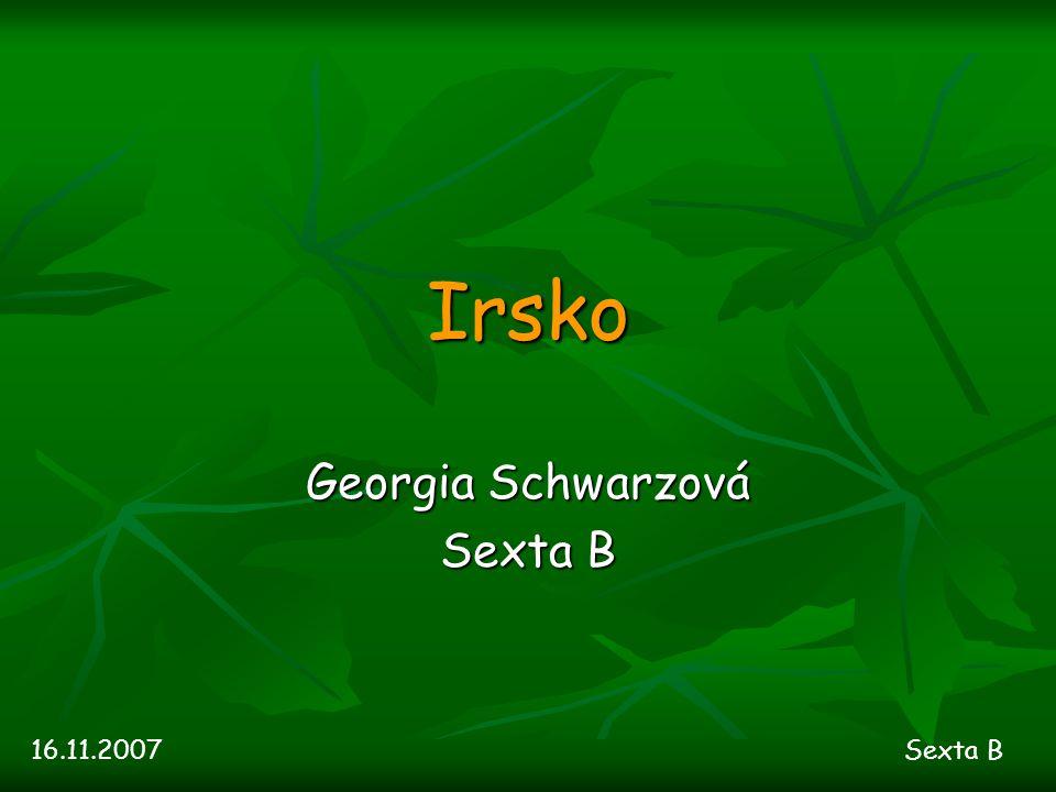 Georgia Schwarzová Sexta B