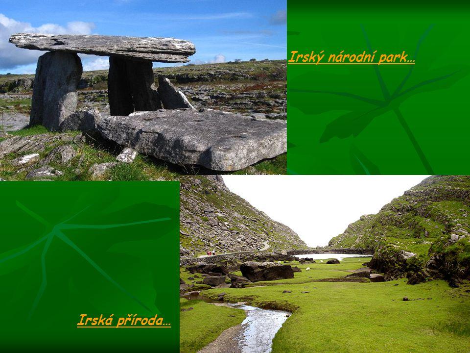 Irský národní park… Irská příroda…