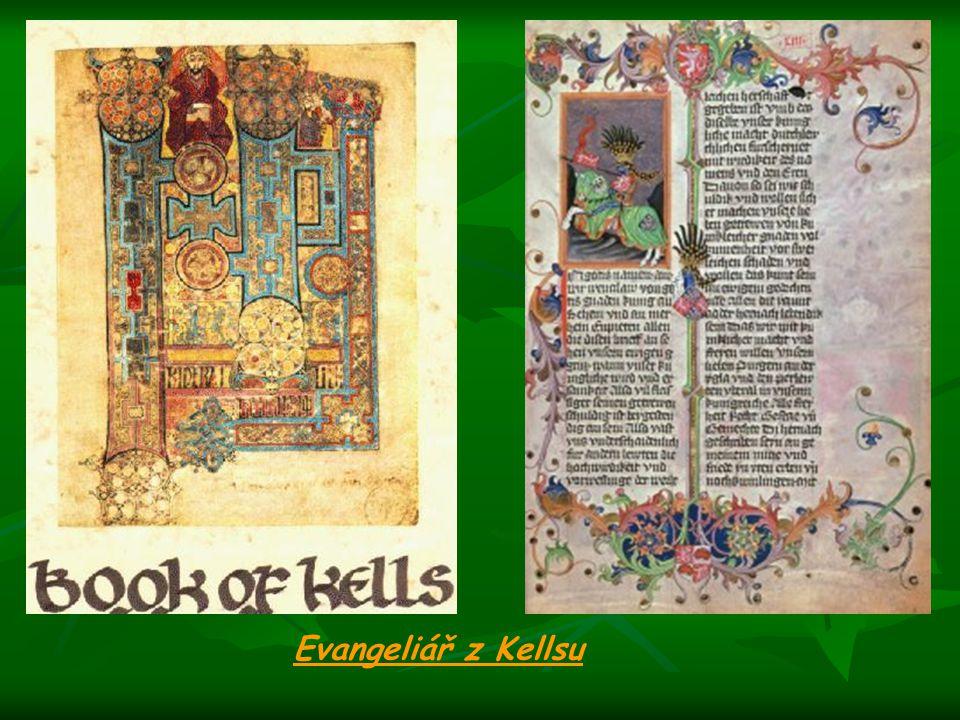 Evangeliář z Kellsu
