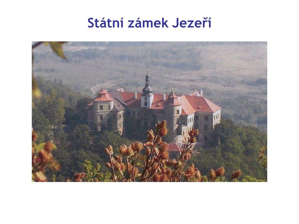Státní zámek Jezeří