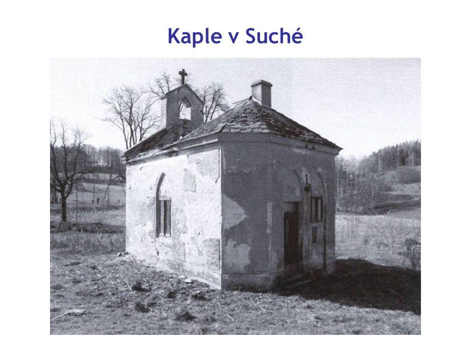 Kaple v Suché