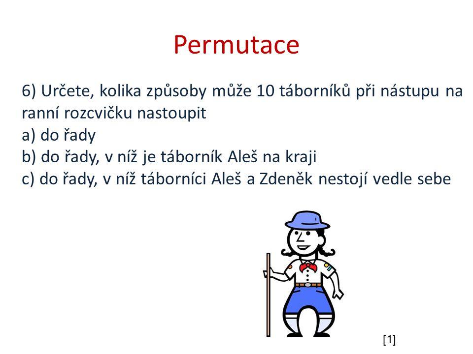 Permutace
