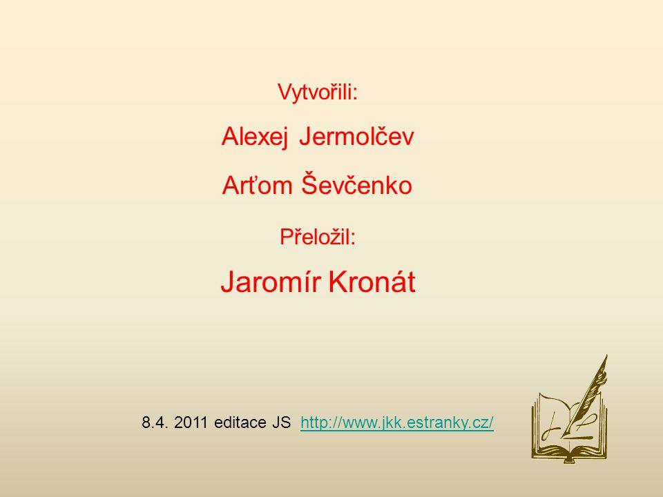8.4. 2011 editace JS http://www.jkk.estranky.cz/