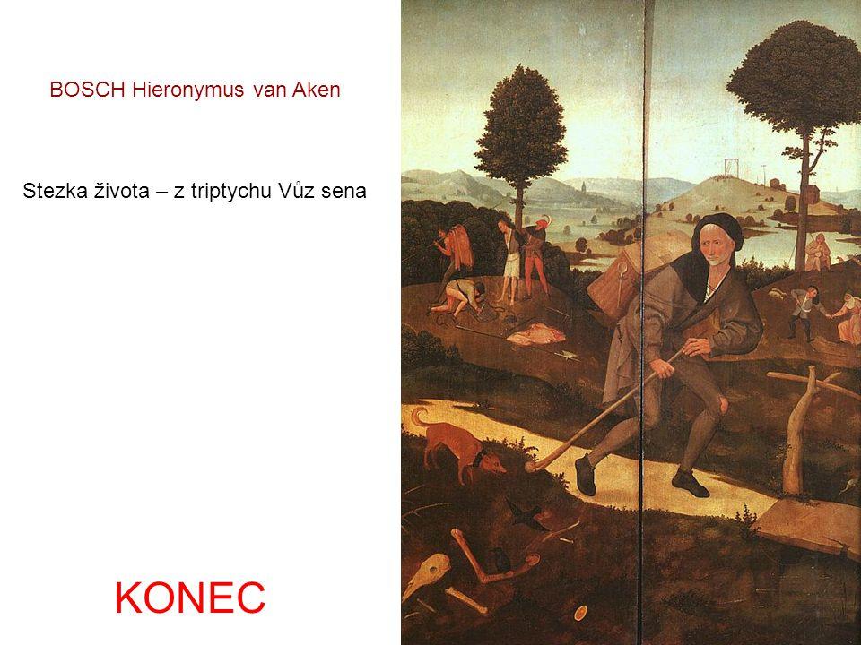 BOSCH Hieronymus van Aken