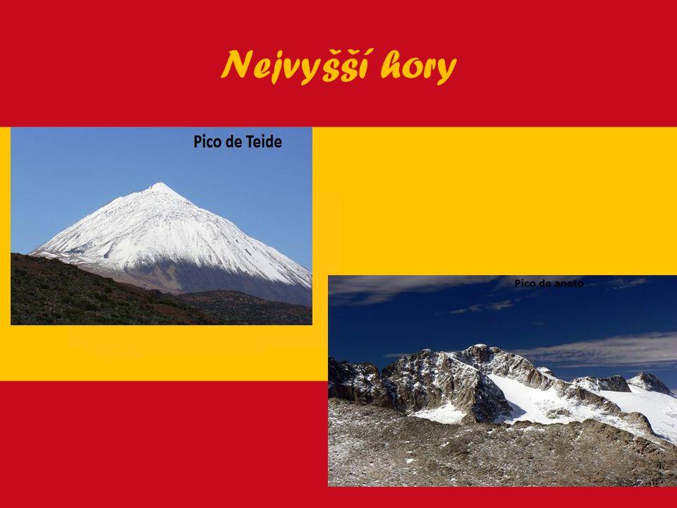Nejvyšší hory