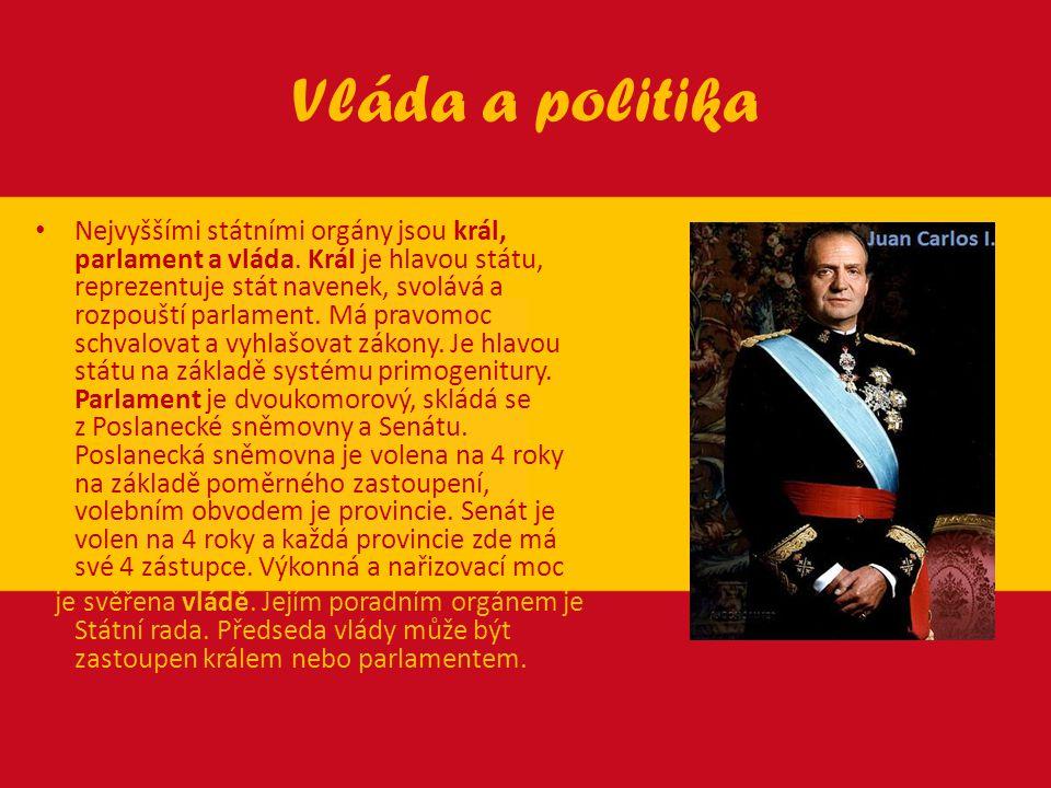 Vláda a politika