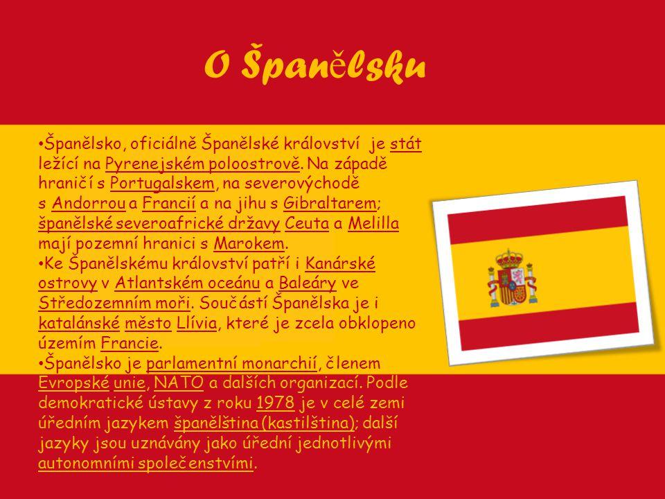 O Španělsku