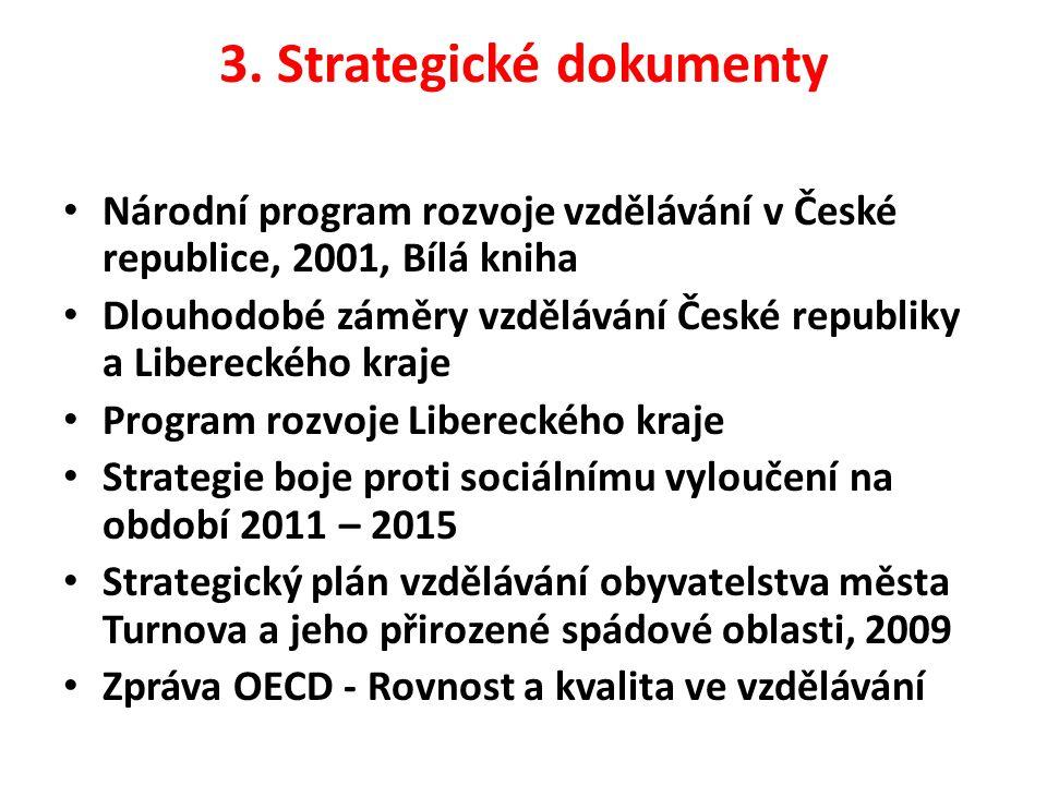 3. Strategické dokumenty