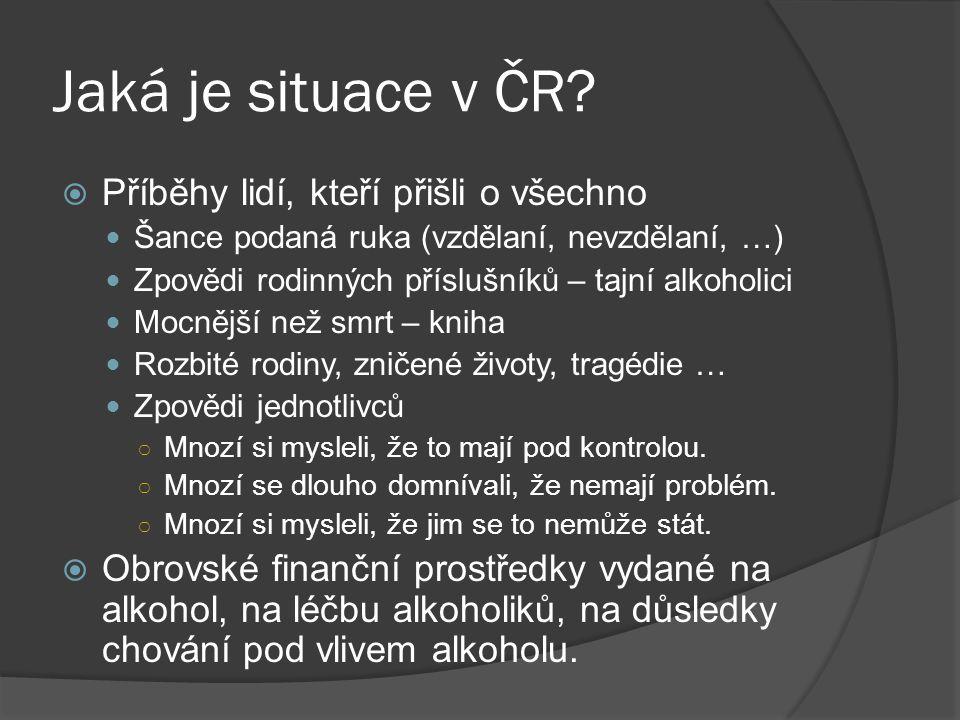 Jaká je situace v ČR Příběhy lidí, kteří přišli o všechno