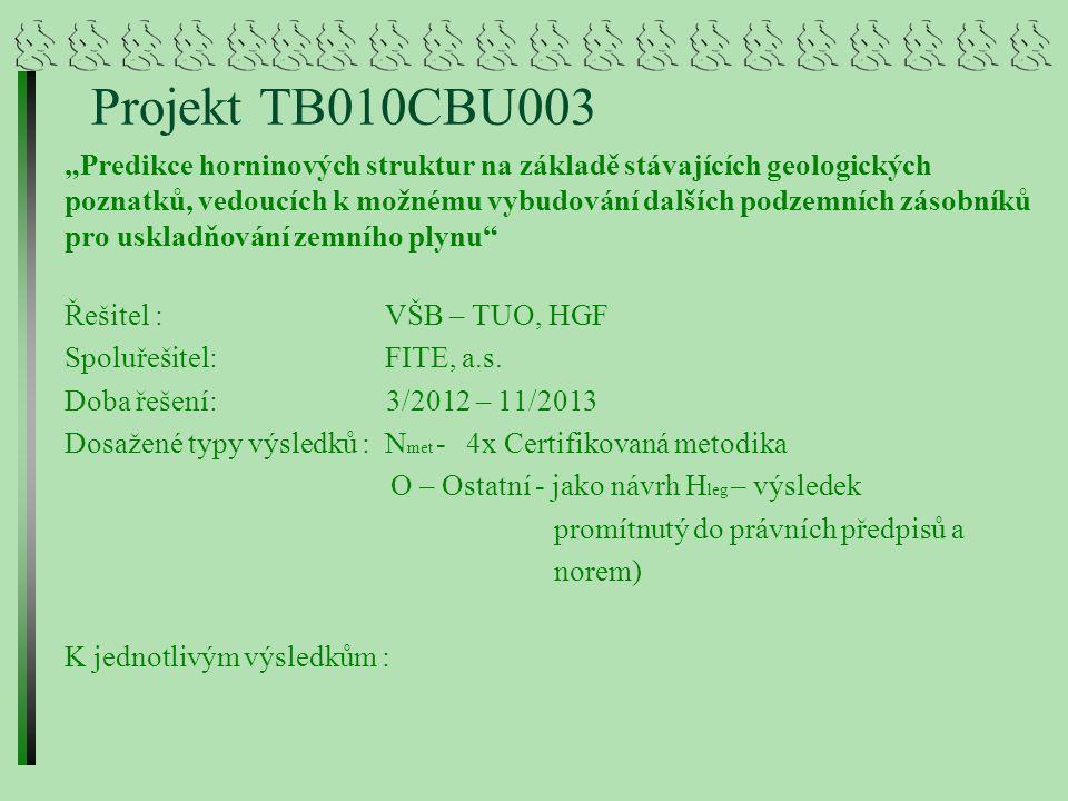 """Projekt TB010CBU003 """"Predikce horninových struktur na základě stávajících geologických."""