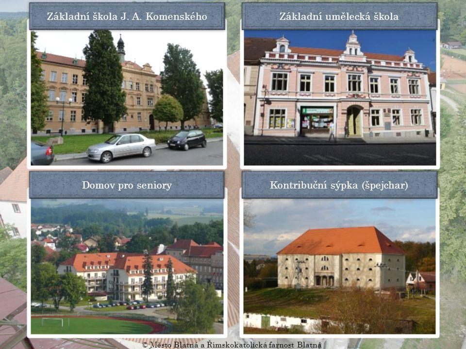 Základní škola J. A. Komenského Základní umělecká škola