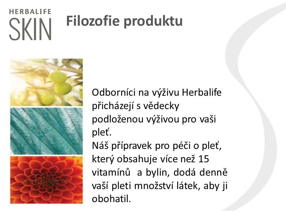 Filozofie produktu Odborníci na výživu Herbalife přicházejí s vědecky podloženou výživou pro vaši pleť.