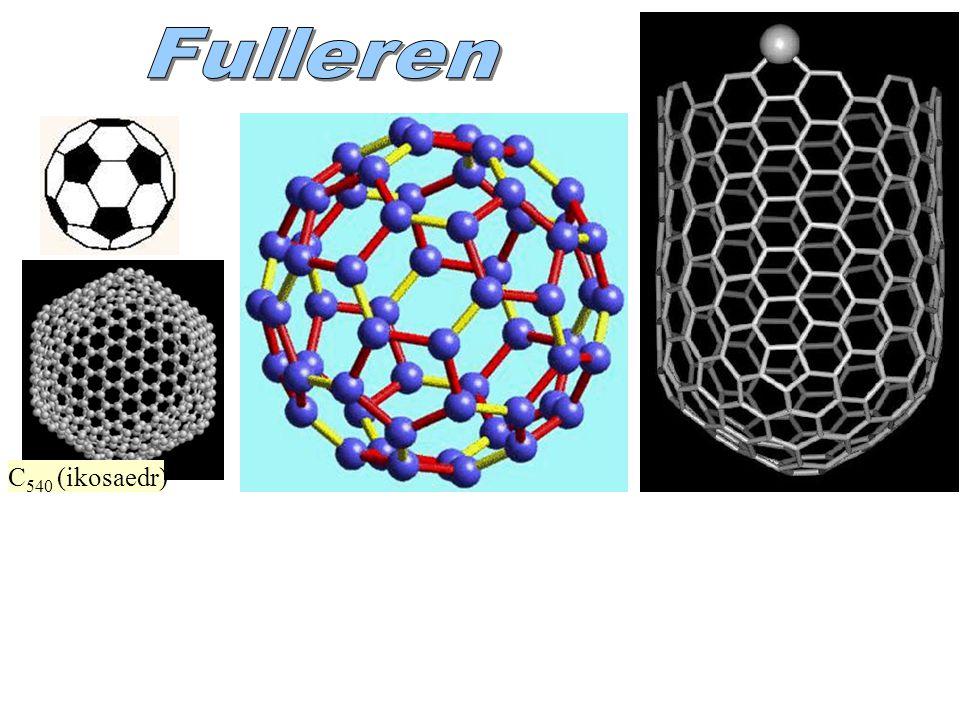 Fulleren C540 (ikosaedr)