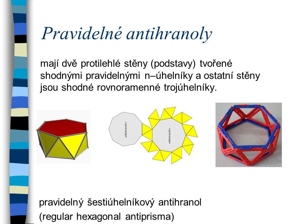 Pravidelné antihranoly