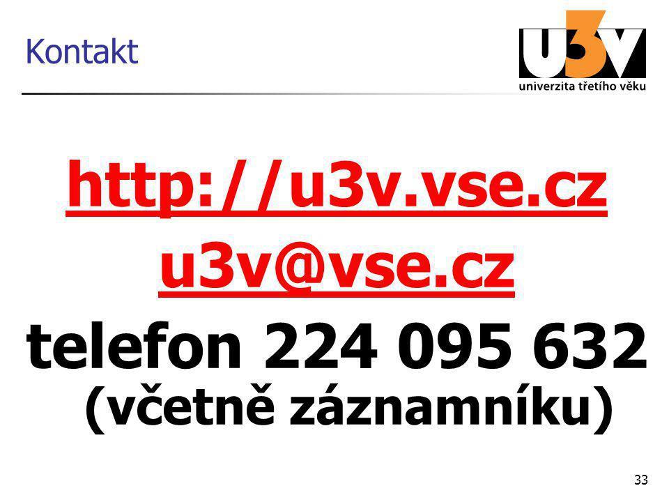telefon 224 095 632 (včetně záznamníku)