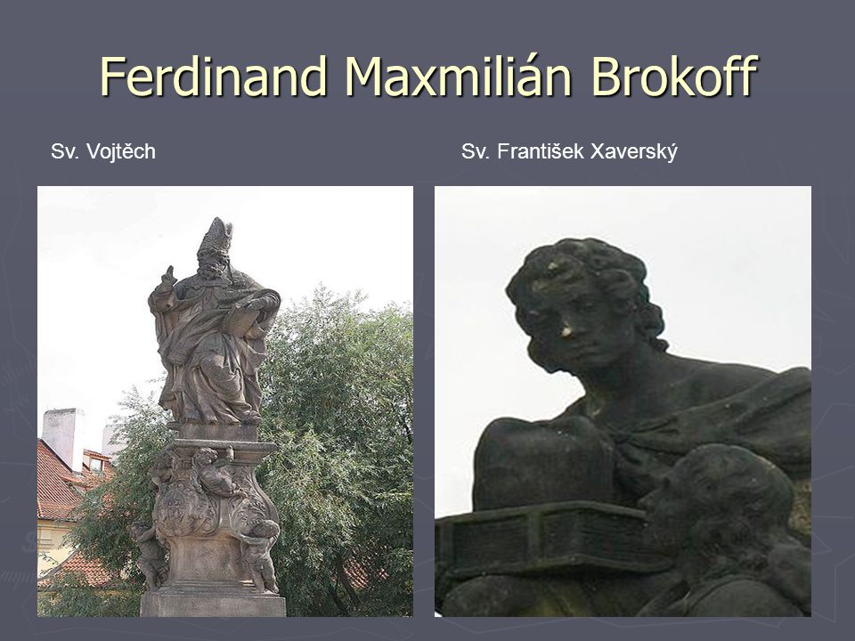Ferdinand Maxmilián Brokoff