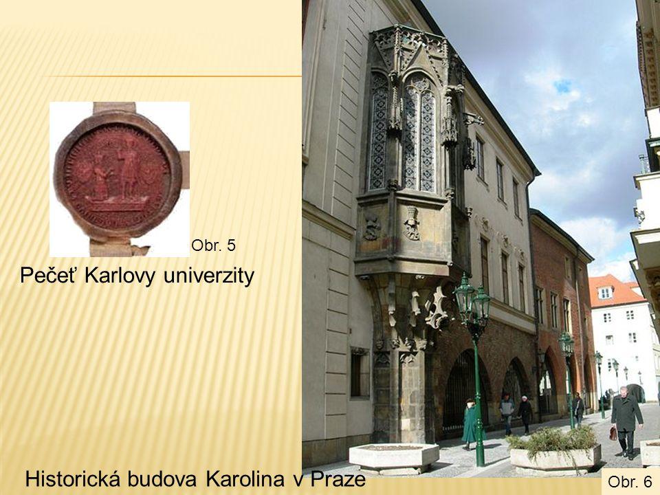 Pečeť Karlovy univerzity