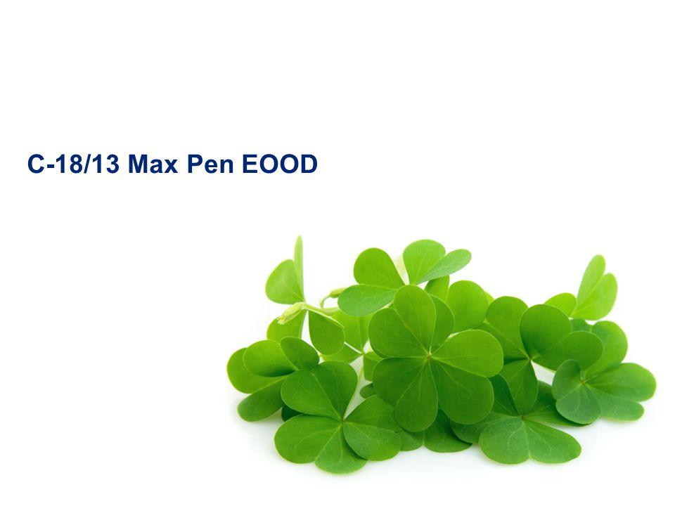 C-18/13 Max Pen EOOD