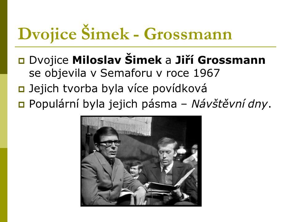 Dvojice Šimek - Grossmann