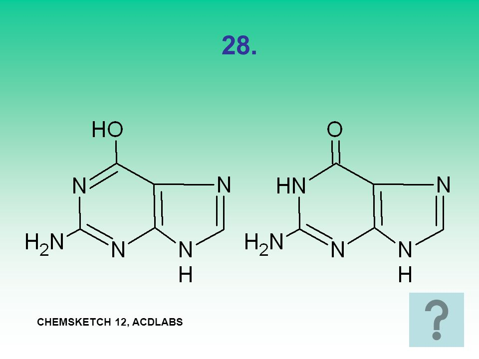 28. CHEMSKETCH 12, ACDLABS
