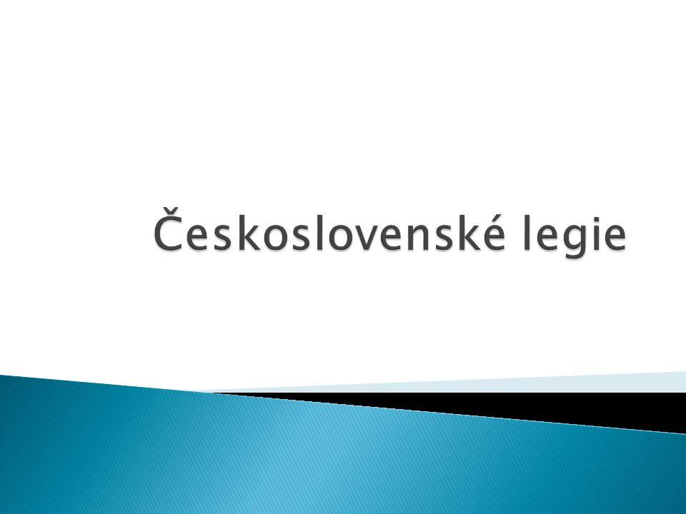 Československé legie