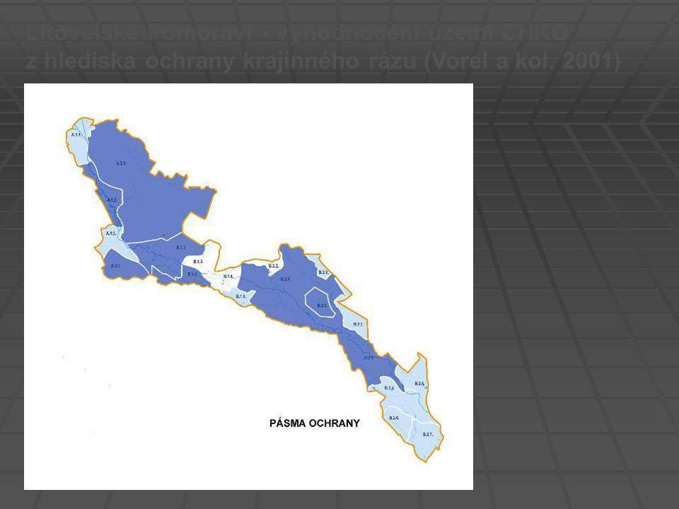 Litovelské Pomoraví - vyhodnocení území CHKO
