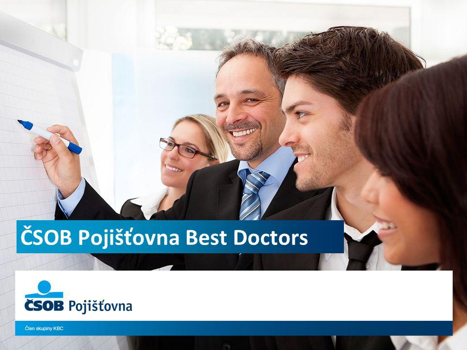 ČSOB Pojišťovna Best Doctors