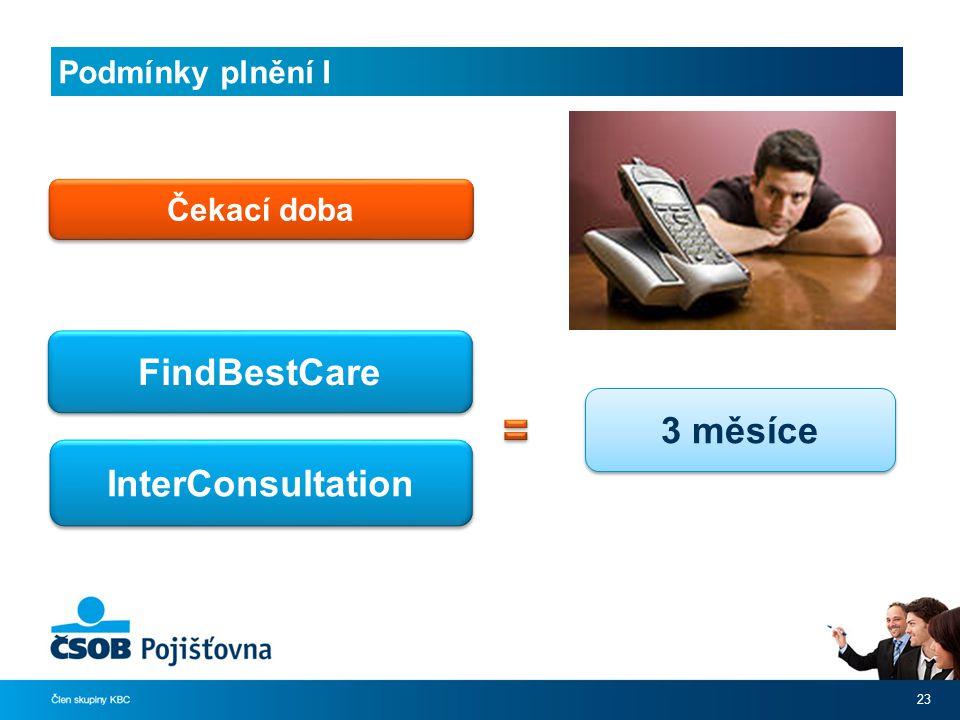 FindBestCare 3 měsíce InterConsultation