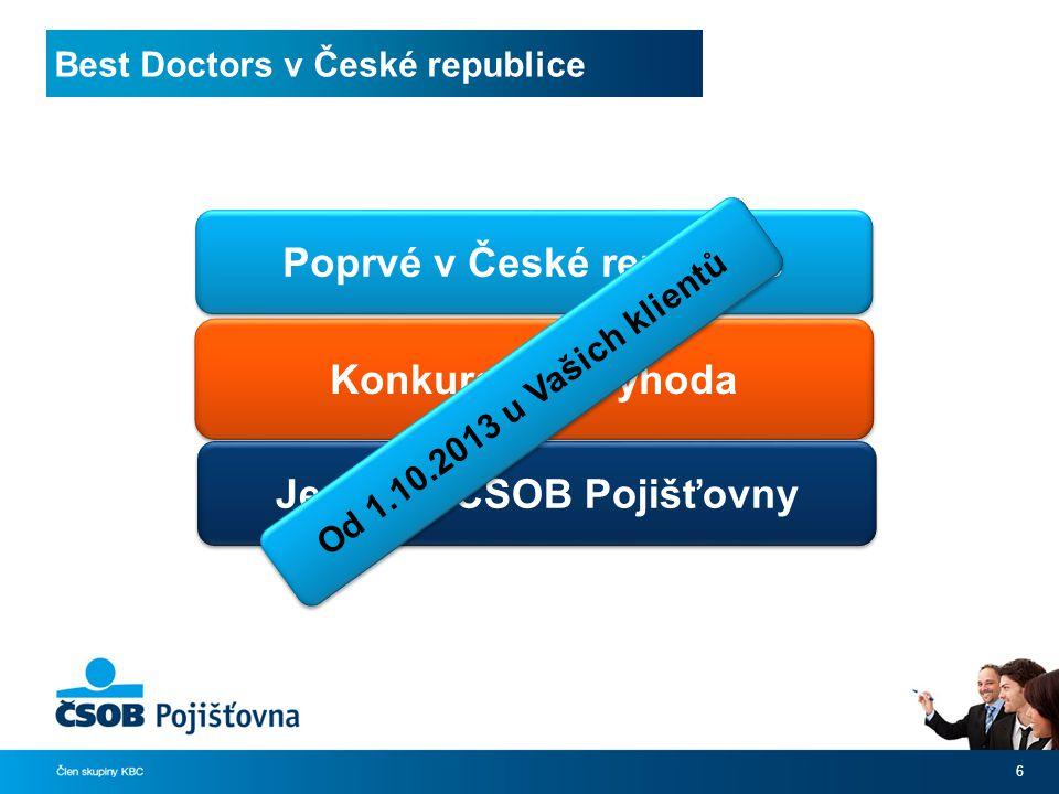 Best Doctors v České republice
