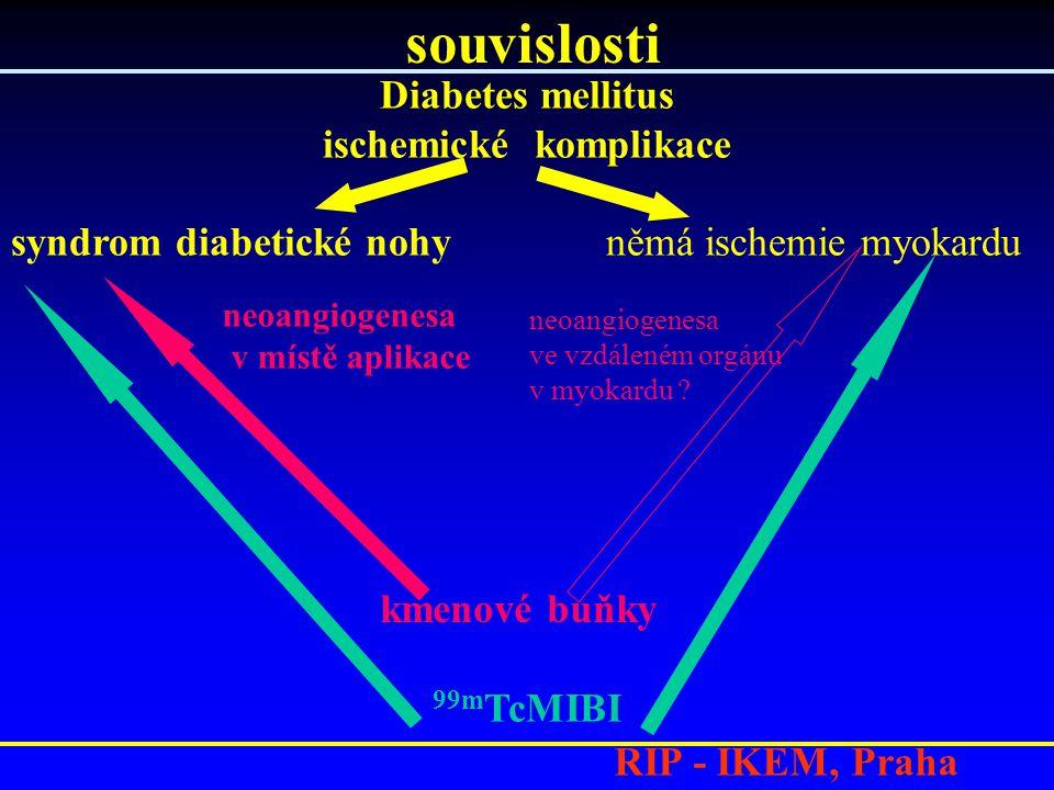 ischemické komplikace