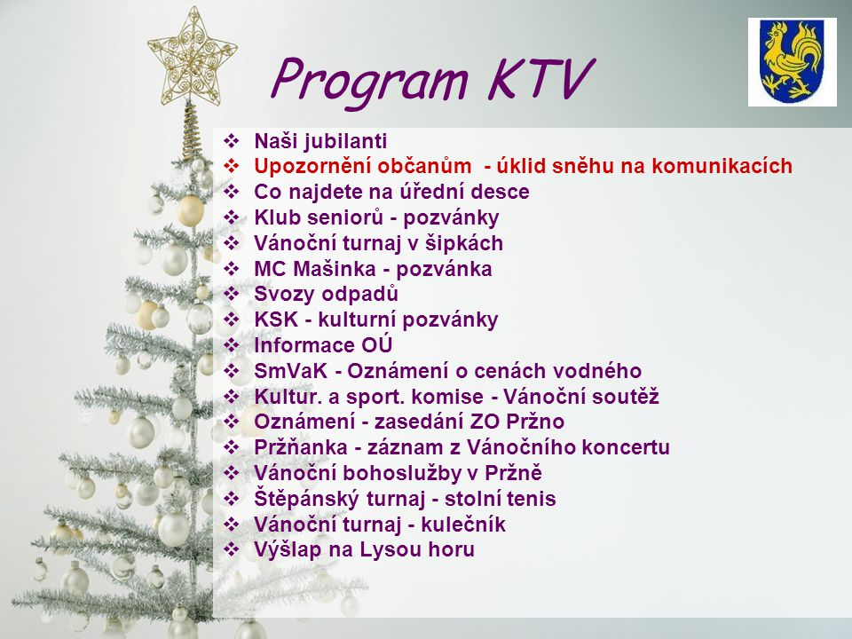Program KTV Naši jubilanti