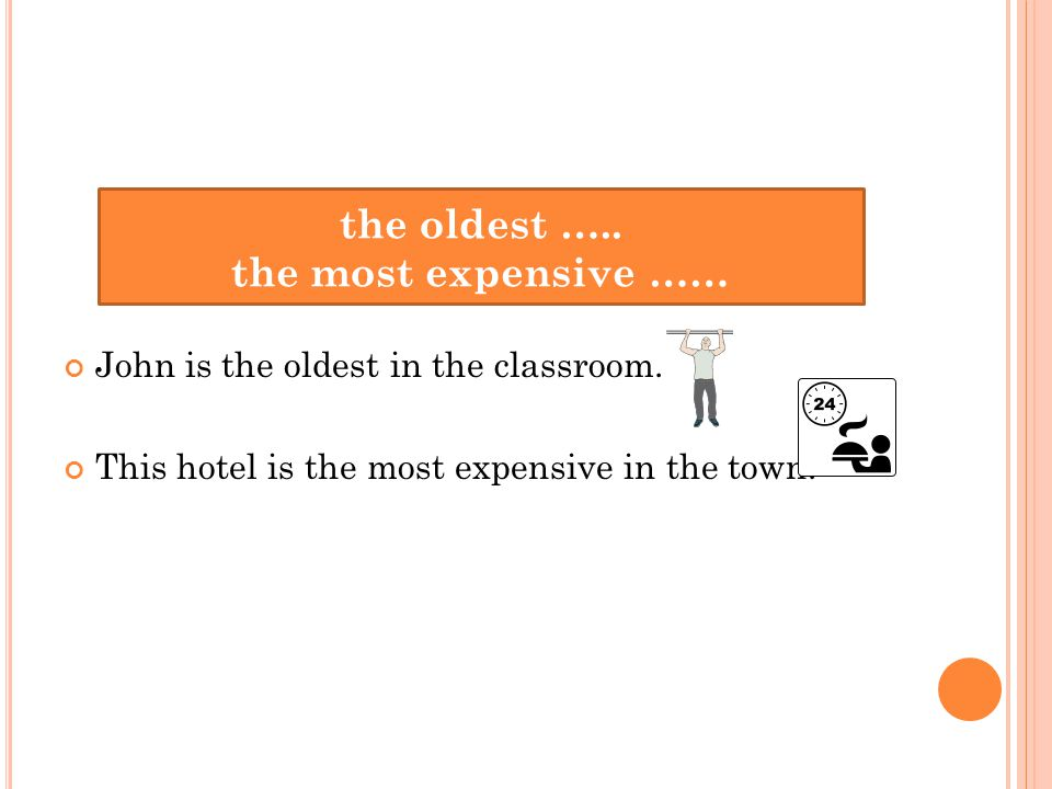 the oldest ….. the most expensive ……