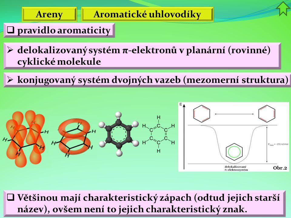 Aromatické uhlovodíky