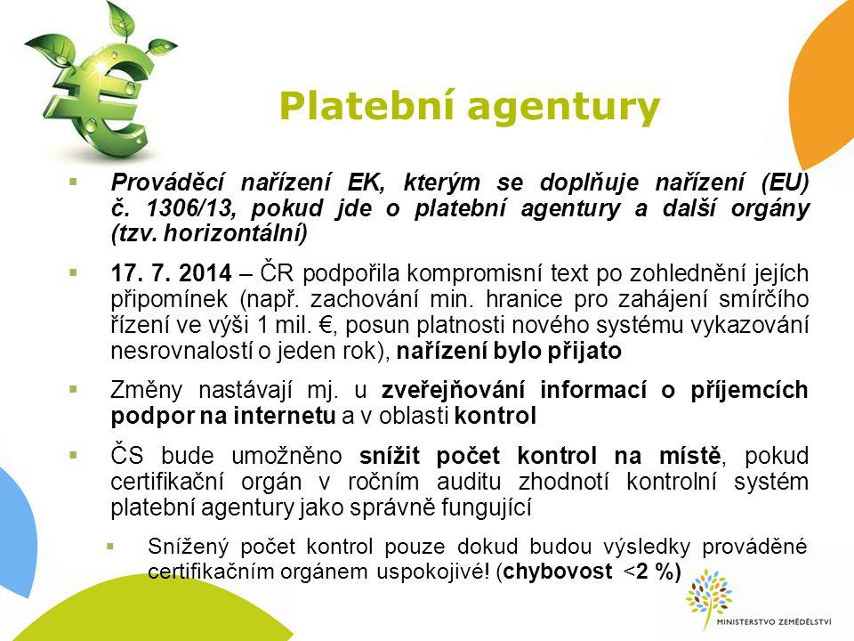 Platební agentury