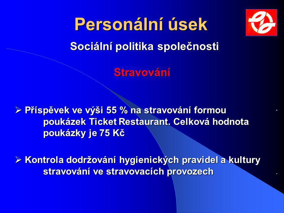 Sociální politika společnosti