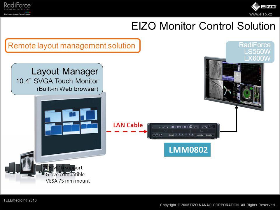 EIZO Monitor Control Solution